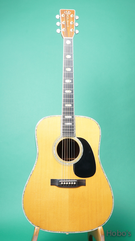 "MARTIN D-45 ""German Spruce Top"""