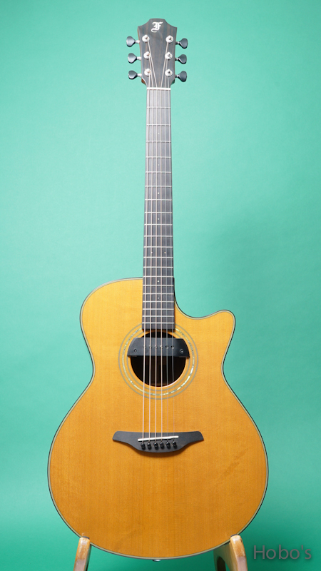FURCH GUITARS G23 CRCT w/ M-Factory PM-200EF Dual System